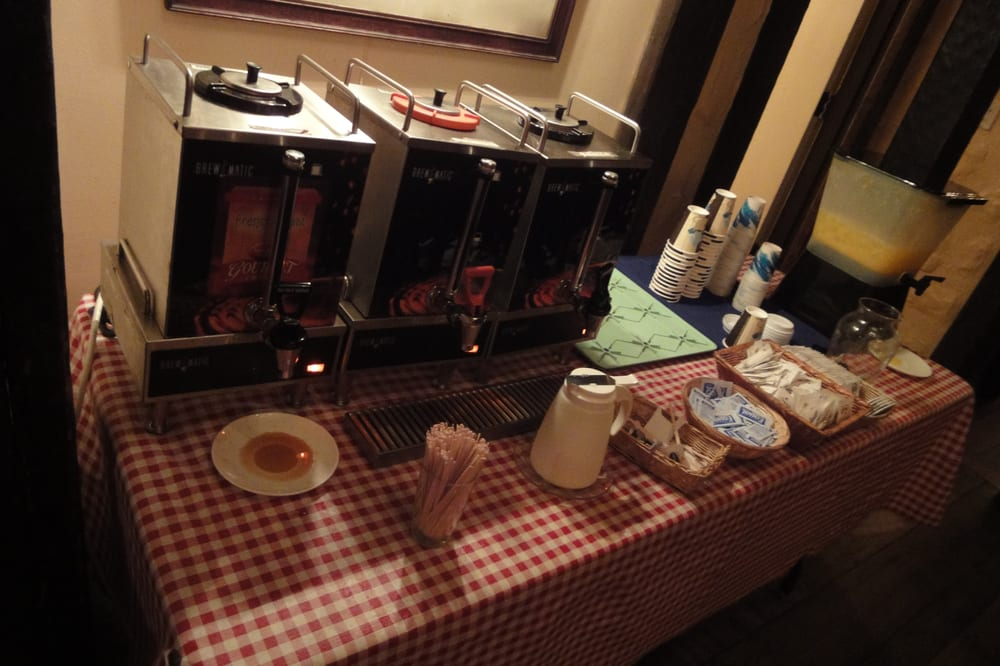 Breakfast Area Yelp
