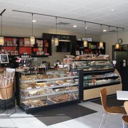Las Chicas Bakery Cafe North Bergen Nj