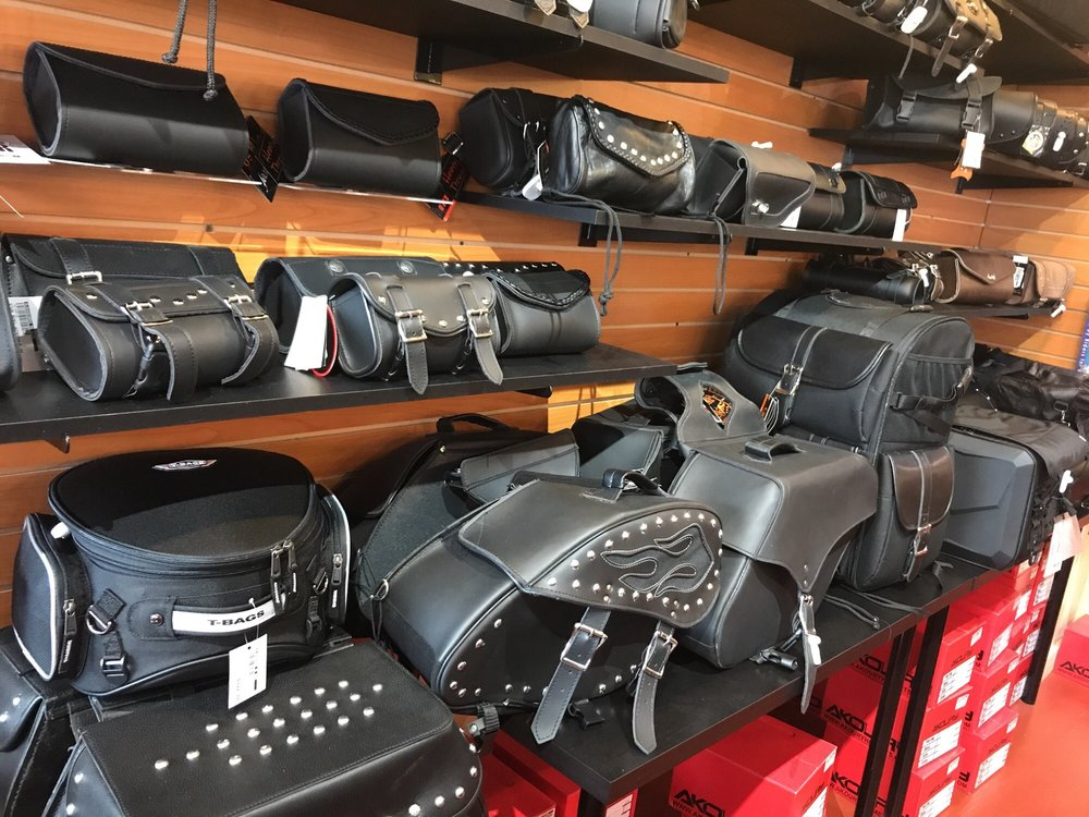Blackbeard's Motorcycle Gear: 195 Woodcleft Ave, Freeport, NY