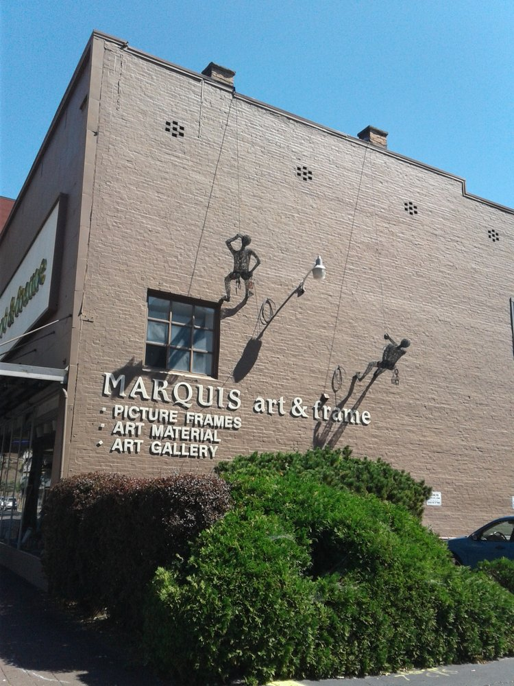 Marquis Art and Frame: 122 S Main St, Wilkes Barre, PA