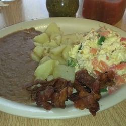 Las Mananitas Mexican Food Cafe logo