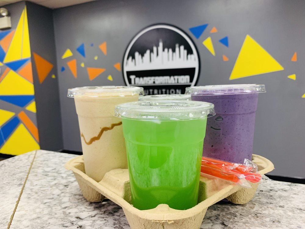 Transformation Nutrition: 16205 Maryland Ave, South Holland, IL