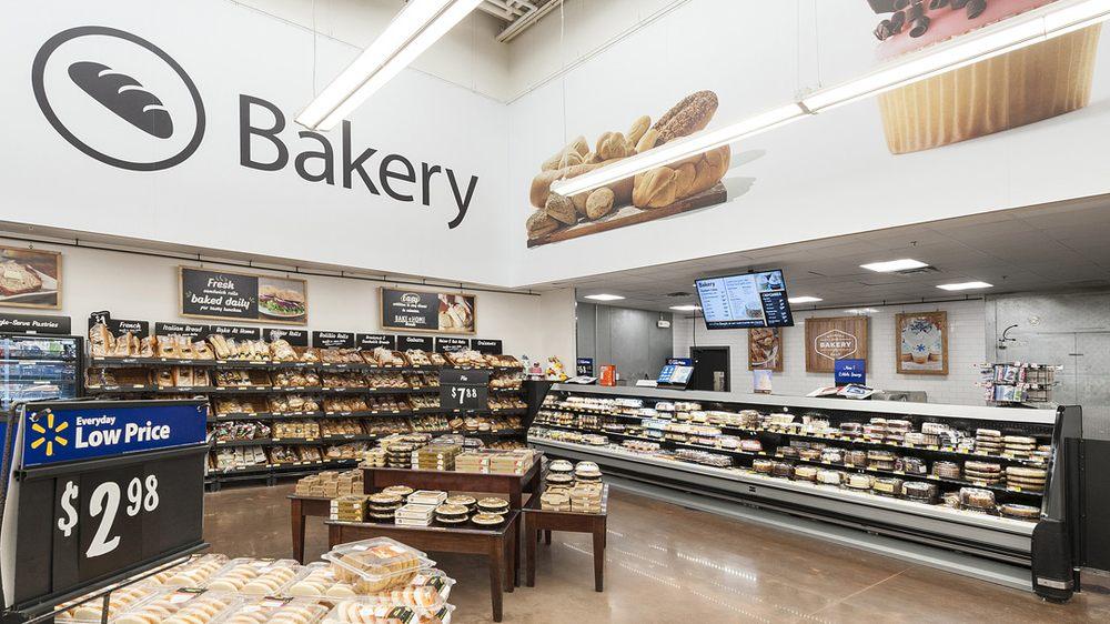 Walmart Bakery | 3503 10th St, Great Bend, KS, 67530 | +1 (620) 792-4636