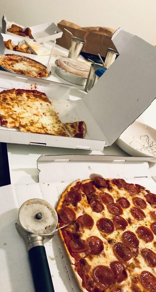 J B Alberto's Pizza