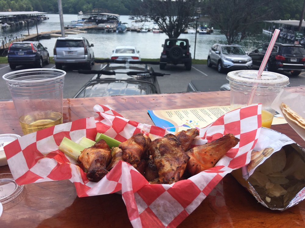 Boat Dock Bar & Grill: 335 Marina Dr, Blue Ridge, GA