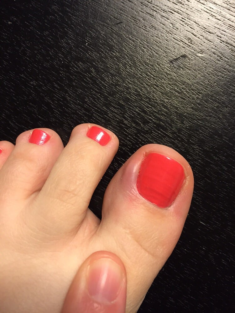 Got a bad infection on my big toe after my last pedicure. Beware. - Yelp