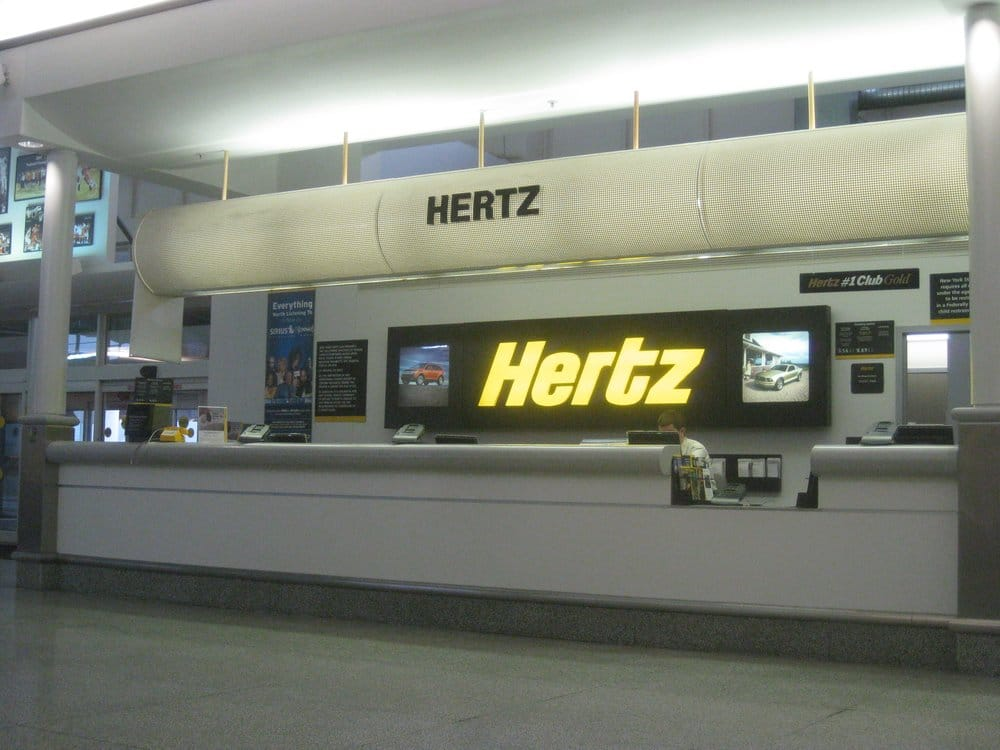 Photos For Hertz Rent A Car