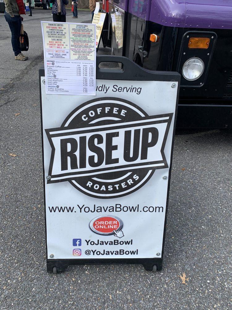 Yo Java Bowl Food Truck: 1713 Main St, Chester, MD