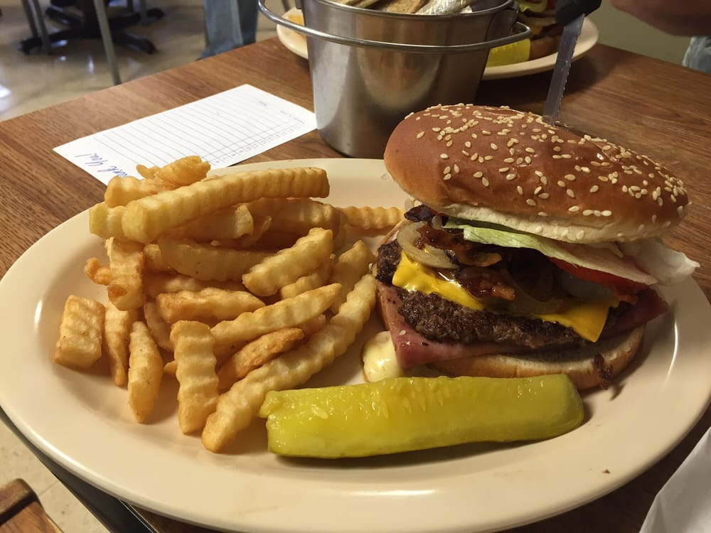 Norman's Cafe: 9193 N Highway 10, Vale, NC