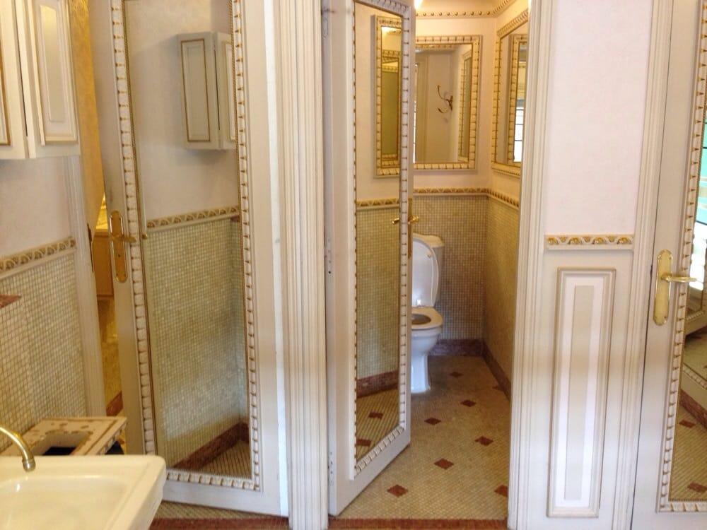 Cute bathroom stalls yelp - Bathroom partition installers near me ...