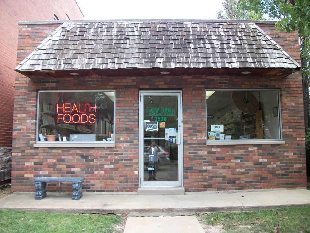 New Dawn Natural Foods St Louis Mo