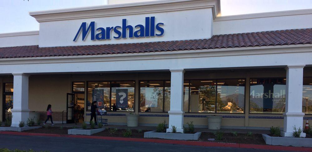 Marshalls: 24271 Avenida De La Carlota, Laguna Hills, CA
