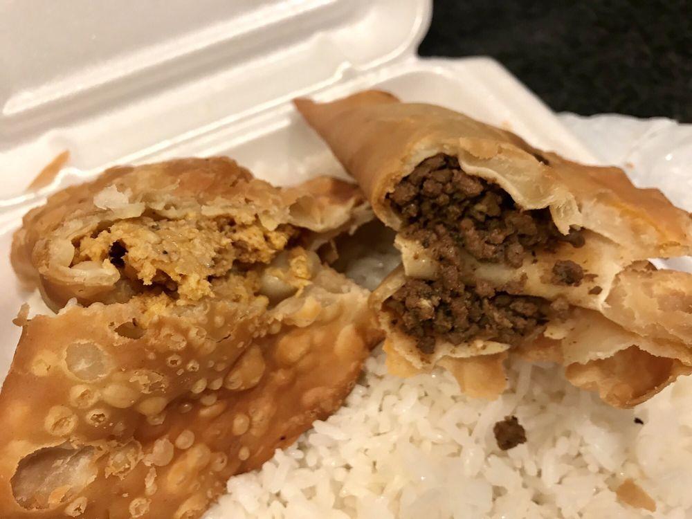 Food from Buena Vista Restaurant