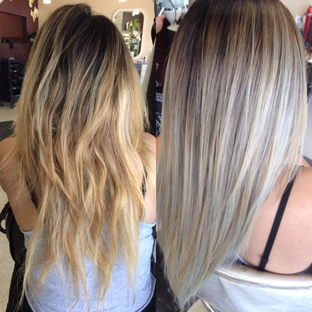 Expert Tips for Trying the Salon fashion hair colour beige blonde