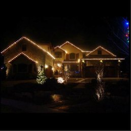 Photo Of Springs Christmas Lights Colorado Springs Co United States