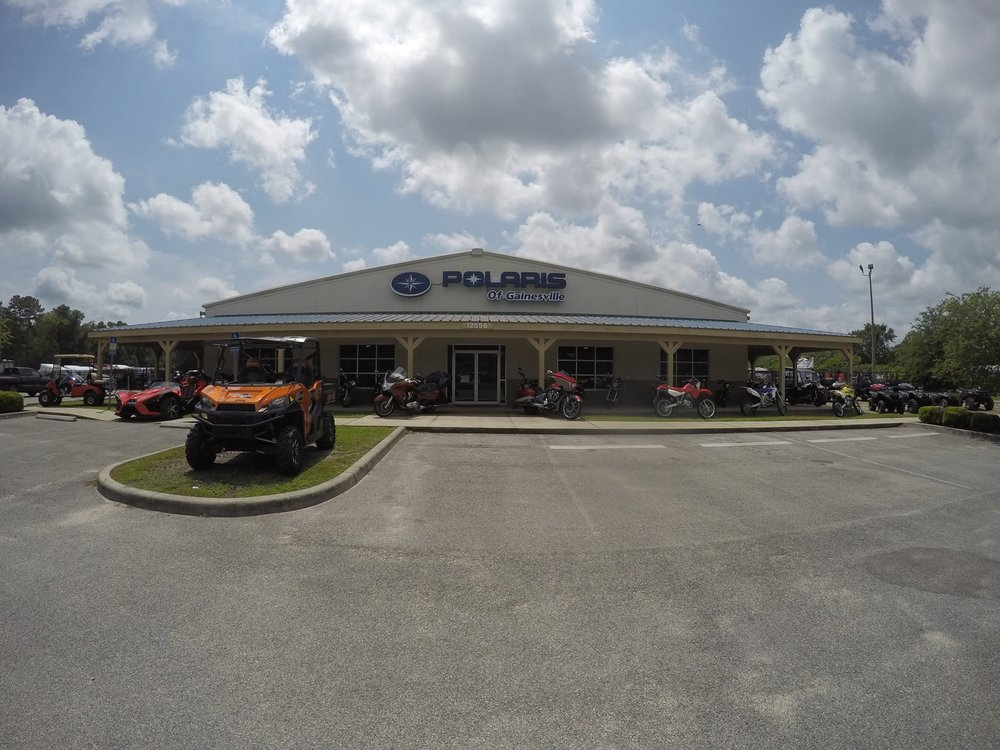 Polaris of Gainesville: 12556 NW US Hwy 441, Alachua, FL
