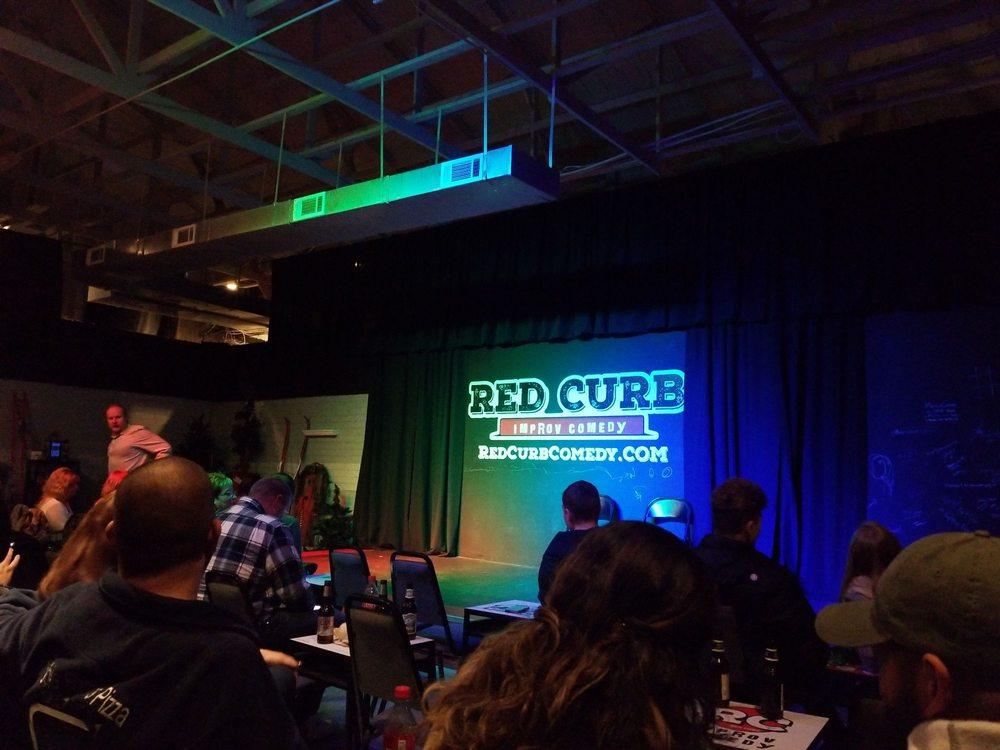 Red Curb Improv Comedy: 8403 E US Hwy 36, Avon, IN