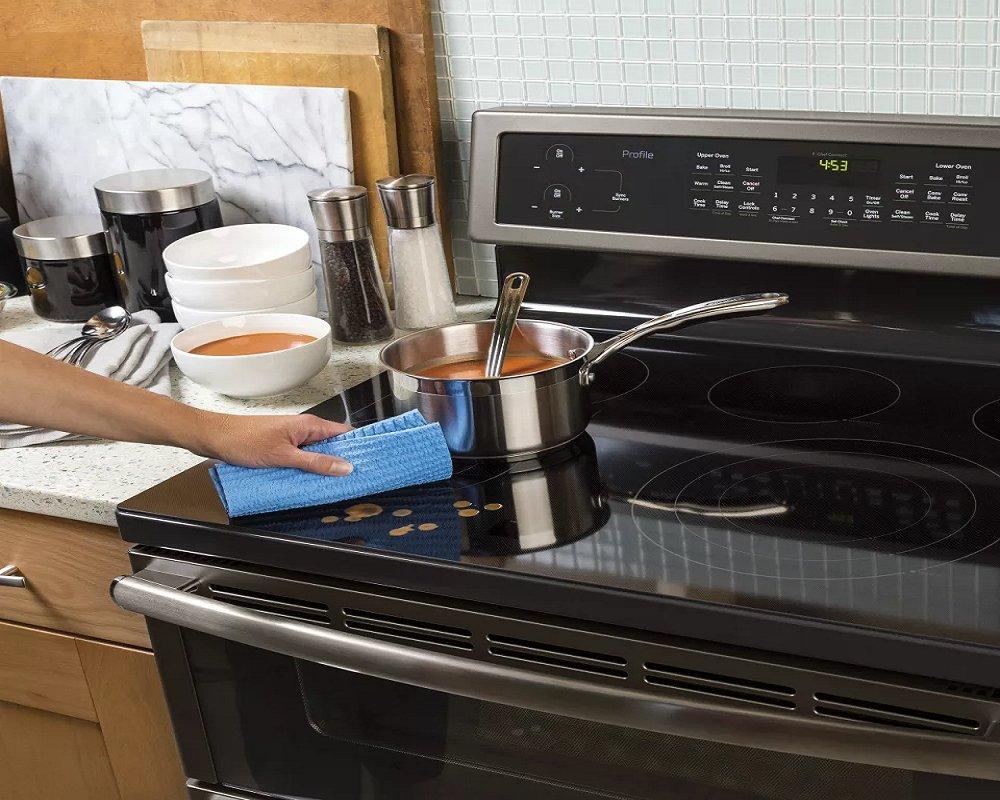 High Quality Photo Of Magnolia Appliance Repair   Seattle, WA, United States. GE Profile  Range