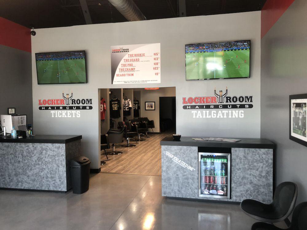 Locker Room Haircuts Hair Salons 8771 Tx 151 San Antonio Tx