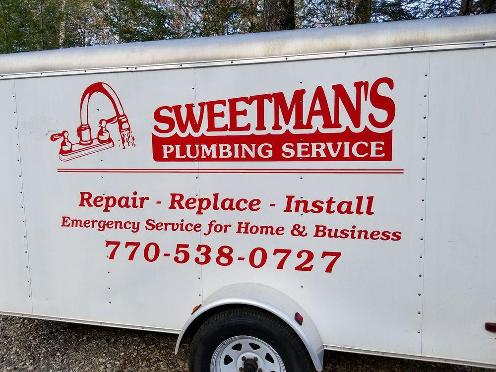 Sweetman's Plumbing Service: Clermont, GA