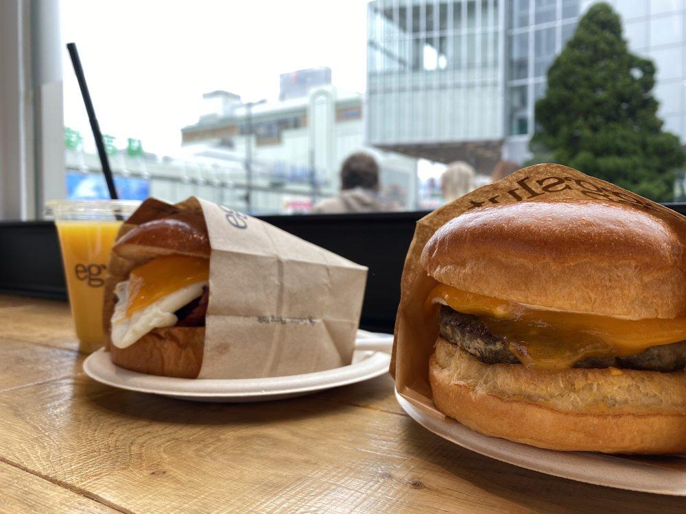 eggslut Shinjuku Southern Terrace
