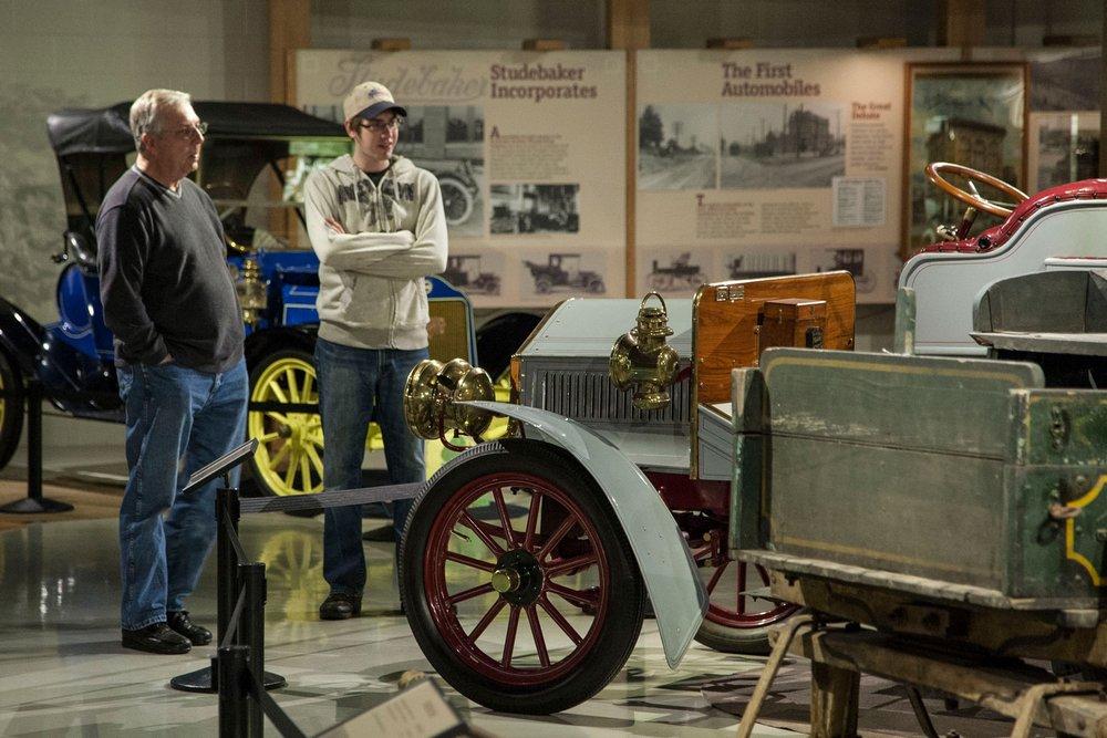 Social Spots from Studebaker National Museum