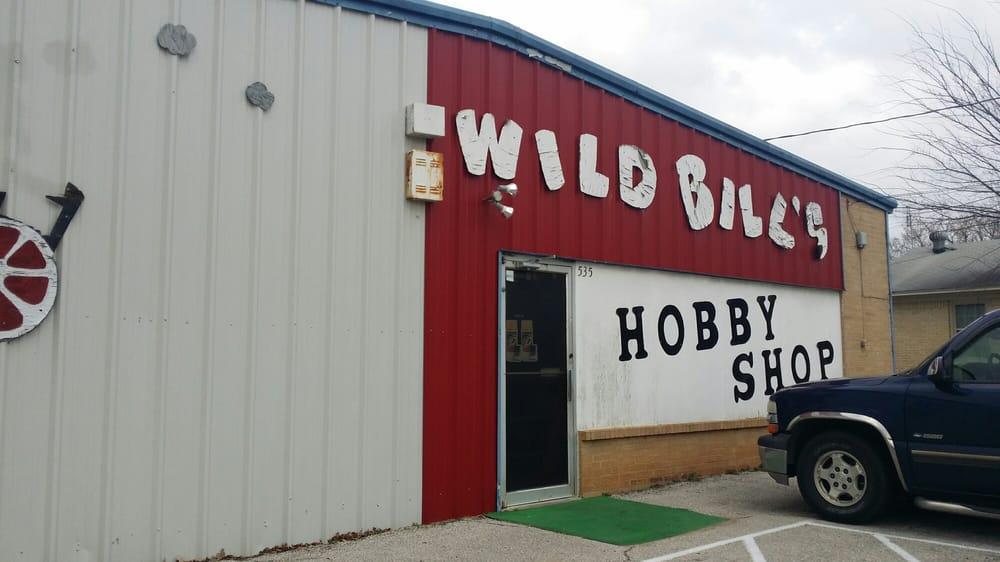 Wild Bill's Hobby Shop