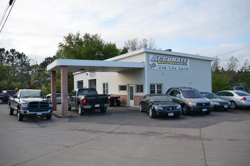 Accurate Auto Repair: 4703 Hermantown Rd, Hermantown, MN