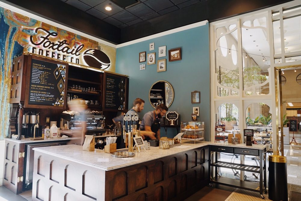 Foxtail Coffee Bar