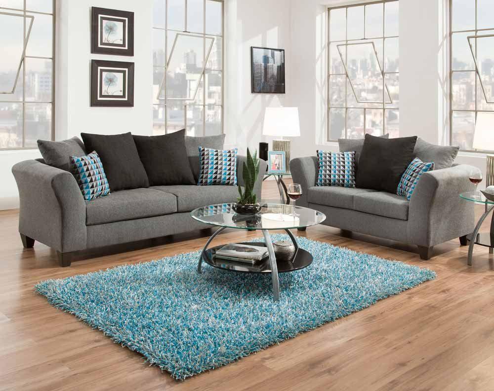 Modern Sofa And Loveseat In Marietta Ga American