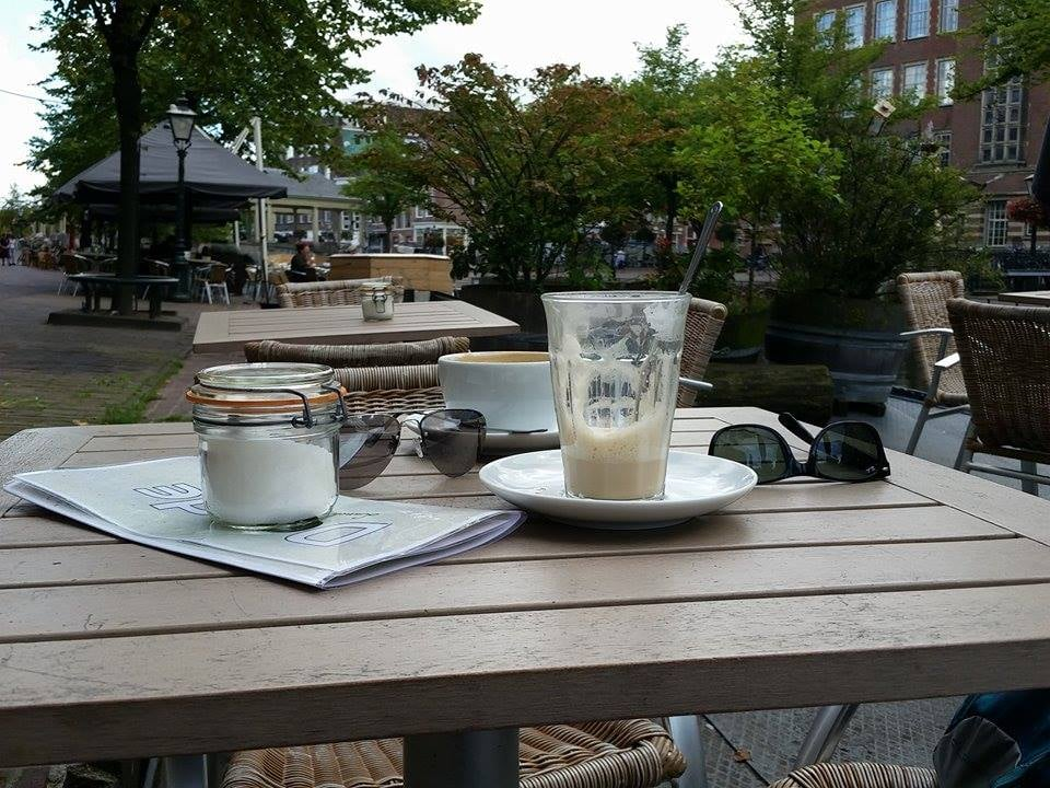 dende - coffee & tea - nieuwe rijn 5, leiden, zuid-holland, the
