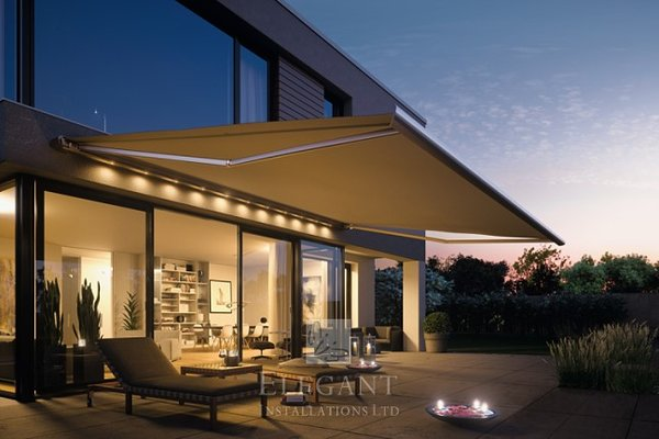 Photo Of Elegant Awnings
