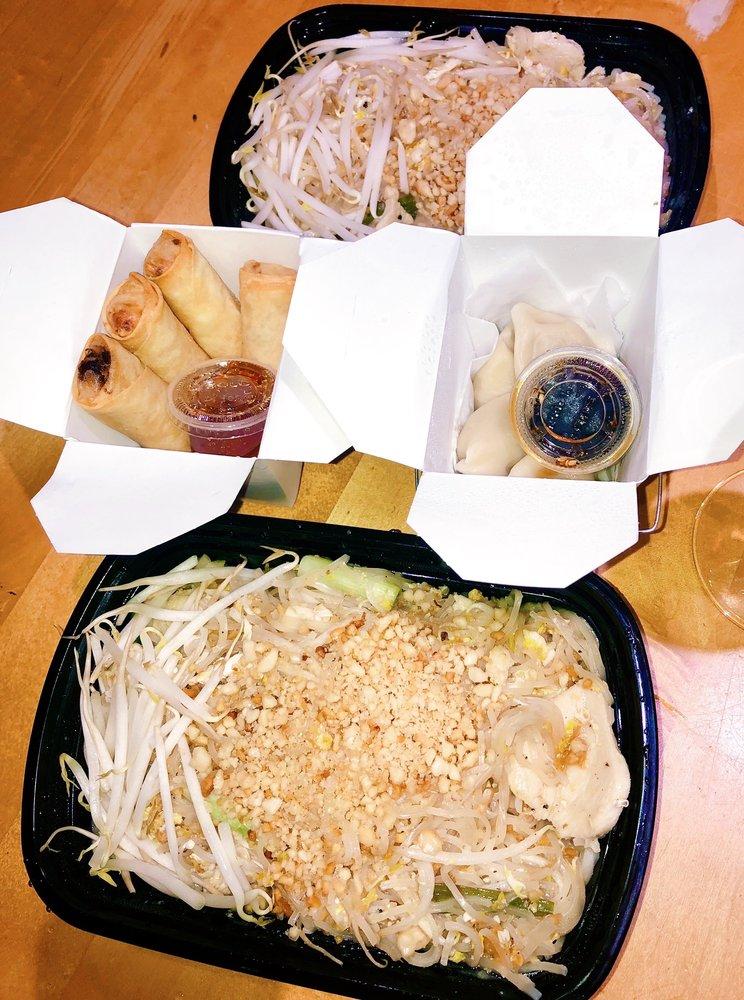 Thai Thai Kitchen: 6 Cypress St, Brookline, MA