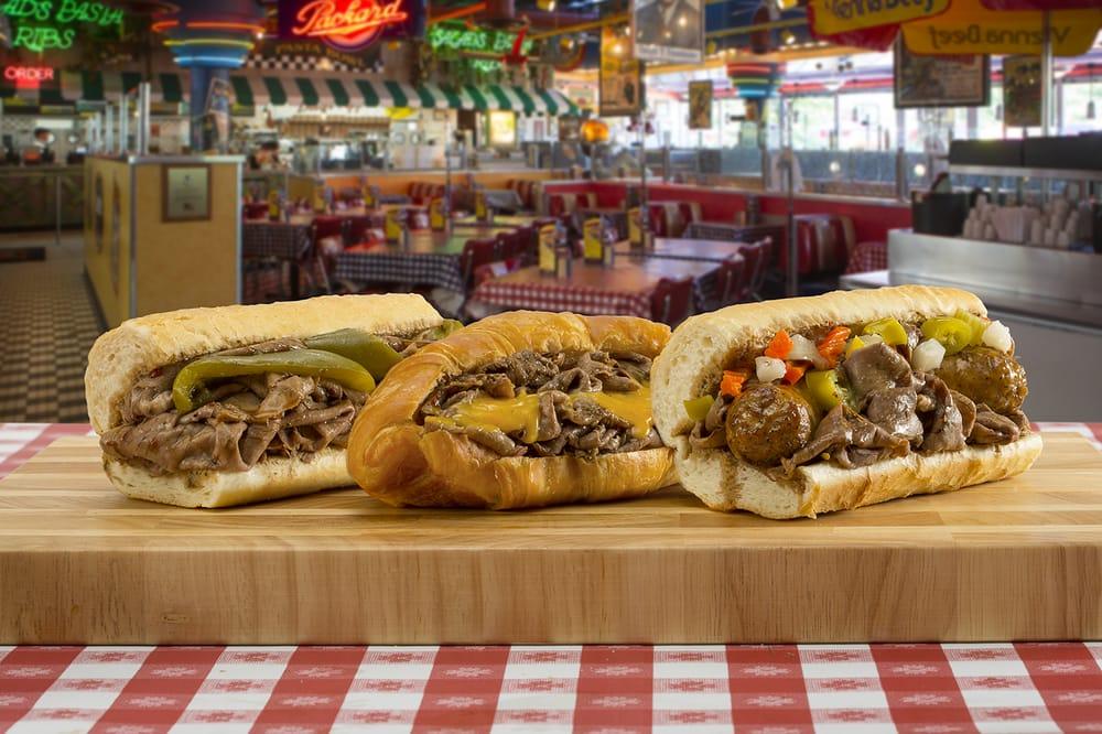 Portillo S Food Service