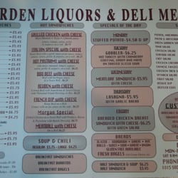 garden liquors deli 36 photos 167 reviews beer wine spirits 1815 soquel dr santa
