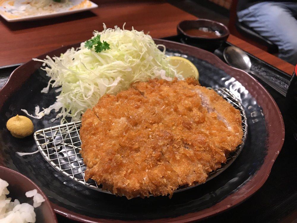 Photo of Tonkatsu Kiyoshi - Las Vegas, NV, United States. Rosu Katsu (pork loin)