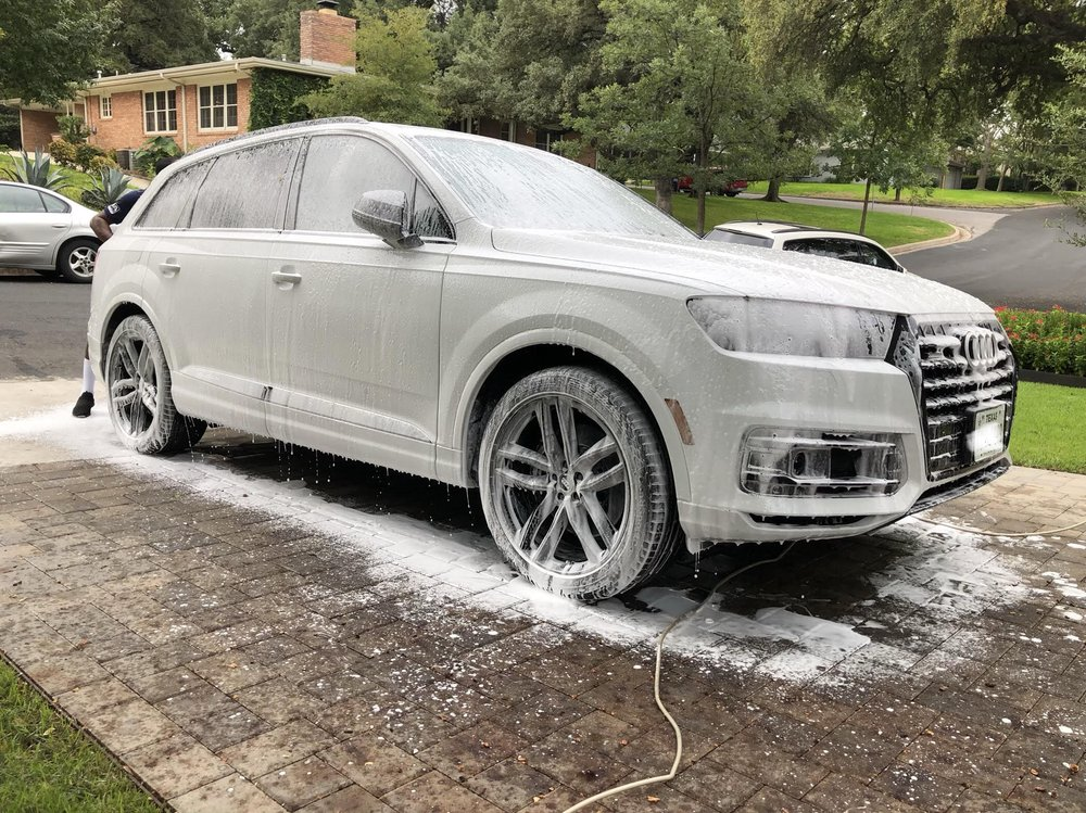 Squeeky Clean Mobile Auto Detailing: Silver Spring, MD