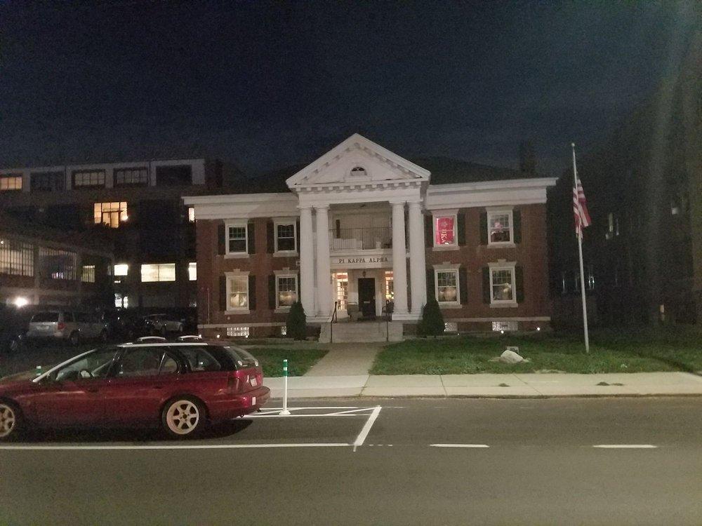 Pi Kappa Alpha House