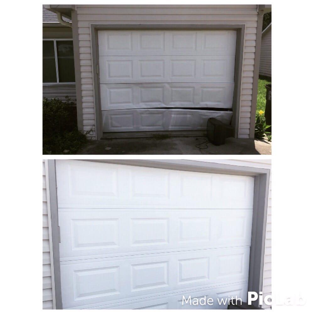 Another satisfied customer yelp for Garage door company atlanta