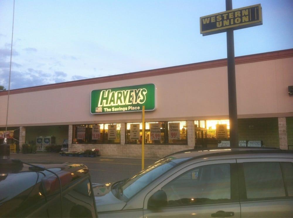 Harvey's Supermarket: 17932 Main St N, Blountstown, FL