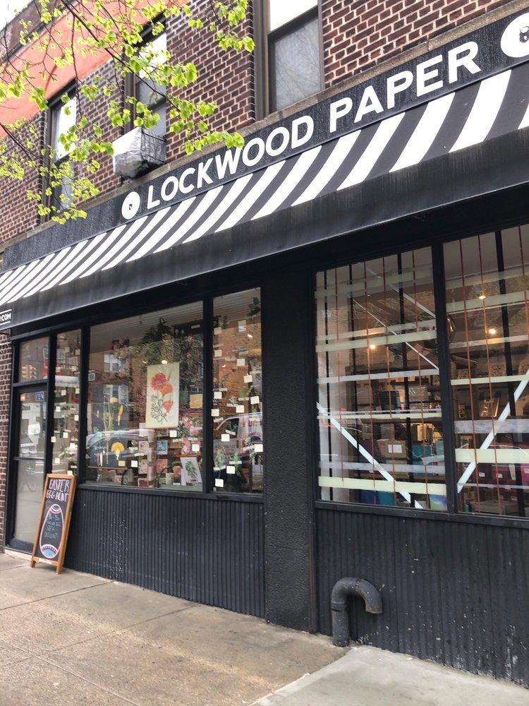 Lockwood Paper: 33-02 Broadway, Queens, NY