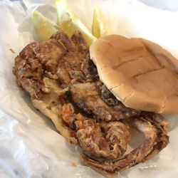 Photo Of Calabash Seafood Hut Nc United States Soft Shell Crab