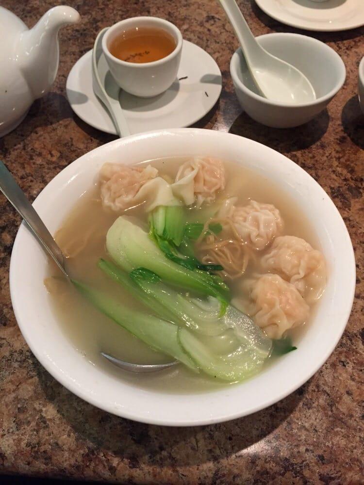 egg noodle with shrimp dumplings yelp