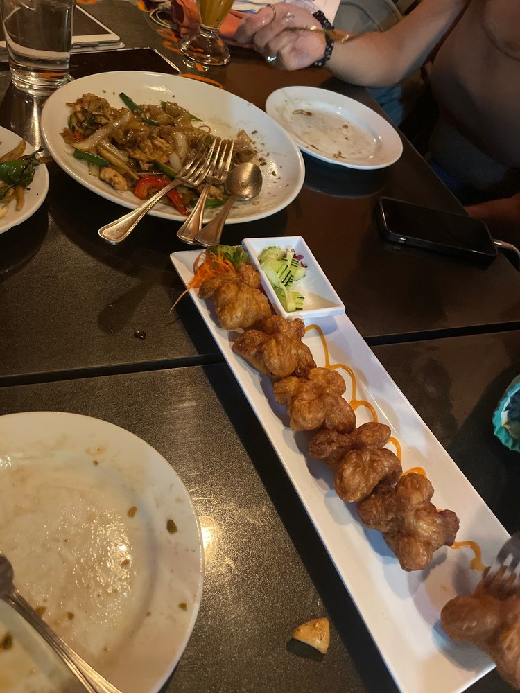 Food from 50-Fifty Asian Fusion Cuisine