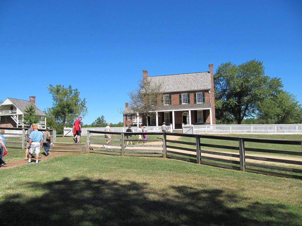 Appomattox Court House National Historical Park: 111 National Park Dr, Appomattox, VA
