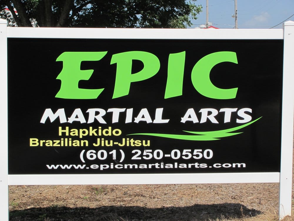 Epic Martial Arts Academy: 313 Richmond St, McComb, MS