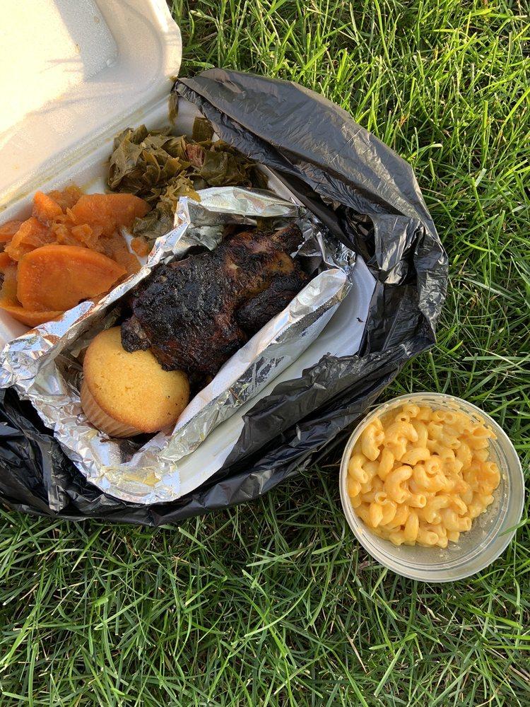 Angelea's Soul Food Kitchen: 7800 Zane Ave N, Brooklyn Park, MN