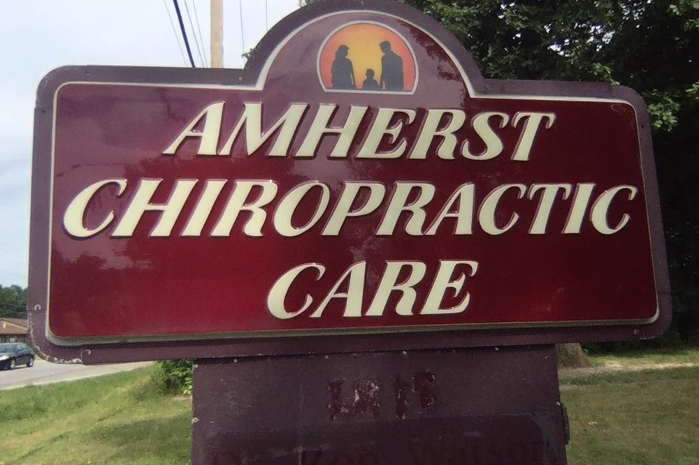 Amherst Chiropractic Care: 1815 Cooper Foster Park Rd, Amherst, OH