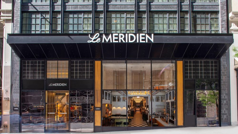 Le Méridien New York, Central Park: 120 West 57th Street, New York, NY