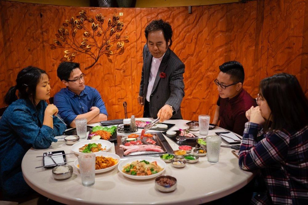 Blue House Korean BBQ: 1030 Howe Ave, Sacramento, CA